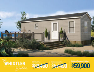 The Whistler Explorer | BRAND NEW Resort Cottages For Sale