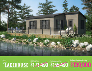 The Lakehouse | BRAND NEW Resort Cottages For Sale