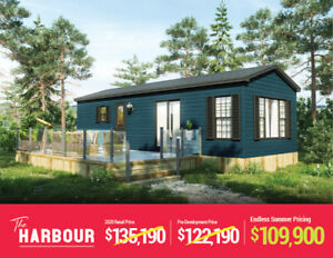 The Harbour | BRAND NEW Resort Cottages For Sale