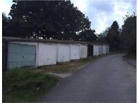 WANTED lock up garage Oakhill Crescent