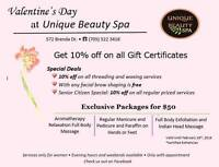 Unique Beauty Spa - Last Minute Gifts