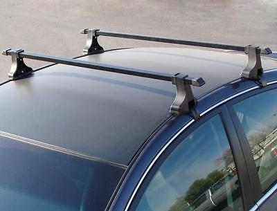 54 Window Frame Roof Top Rack Cross Bars Crossbars Car Truck Suv Removable on Sale