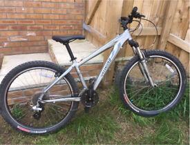 Specalized hardrock hardtail mountain bike