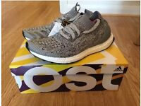 Adidas Ultra Boost Uncaged Grey UK8