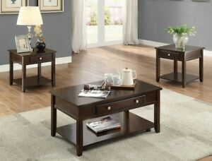 Beliza LIFT TOP COFFEE TABLE, ENDS AVAILABLE,  CONDO SIZE
