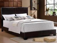 3 Pc. Queen Bed Brand New Factory Wrapped!