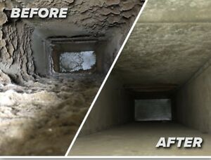 Complete house duct system cleaning