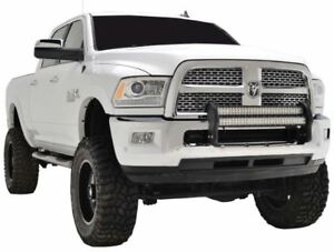 DODGE RAM 2500 3500 BULL BAR BUMPER DOUBLE LED BAR NEW NEUF