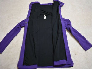 Lululemon Lolo Purple Savasana Wrap Jacket!