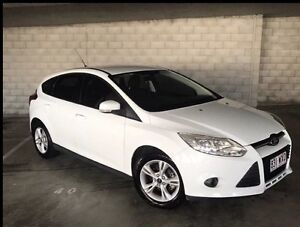2012 Ford Focus Trend Townsville Townsville City Preview