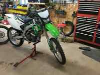 2006 kfx450 very very good shape