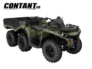 2018 VTT Can-Am 6X6 Outlander 6X6 DPS 650
