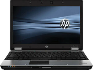 Laptop HP Elitebook 8440p , core i5 , 4GB, 160GB , WEBCAM** -SSD