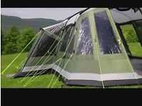 Used once Montana 600p tent. 2016 Model.
