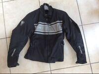 Fury-tex ladies motorbike jacket