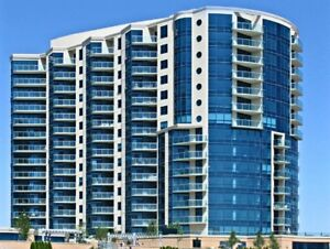 """NAUTICA"" 37 Ellen St #907 Luxury Condo Facing Kempenfelt Bay"