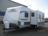 Travel Trailer Rentals -Clean and Safe!