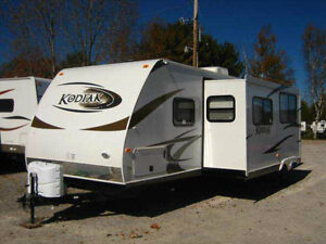 Looking 2 camp in beautiful Muskoka in 2015? Rent our Trailer!!!