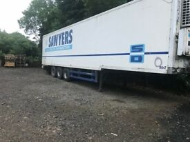45ft storage Container/ trailer for sale