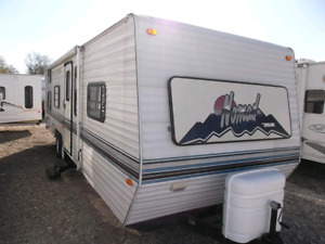 Camper Trailer Wanted