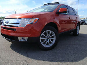 2007 Ford Edge SEL, PNEUS D'HIVER/WINTER TIRES+DVD SYSTEM