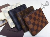 Leather wallet & Purse for sale