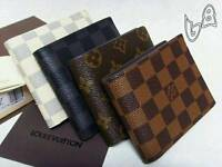 Men belts lv/ wallets