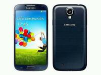samsung galaxy s4 (like new with extras)