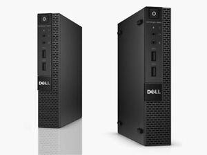 Dell Optiplex 3020M (3020 Micro) Desktop PC Barebone Motherboard/heatsink Case