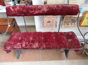 Antique Buggy Seat $79, Antique Foot Warmer for Model T $59 London Ontario image 1