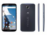 Nexus 6 (32GB) in pristine condition (not a single scratch mark)
