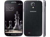 SAMSUNG GALAXY S4 MINI - BLACK - UNLOCKED - 8GB
