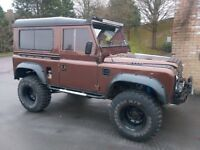 Lovely reliable Landrover, fully kitted