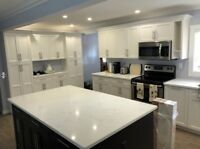 KITCHEN CABINETS SALE AND INSTALLATION