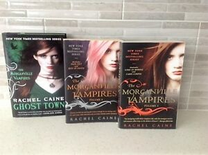THE MORGANVILLE VAMPIRES VOLUMES 3 & 4---$6.99 EACH