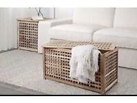 Ikea Blanket Box