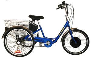 Tri-Rider E-Trike