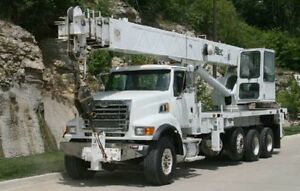 Crane Truck - Lease or Finance