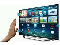 """SAMSUNG 40"""" SMART 3D LED TV"""