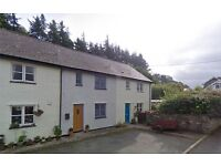 2 bedroom 4 person house to rent in Defynnog