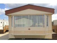 Static Caravan for Sale on pitch in CarrickDhu Park Portrush