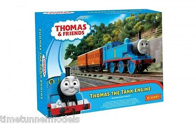 Hornby R9283 Thomas The Tank Engine Train Set (New Version - Now Available)