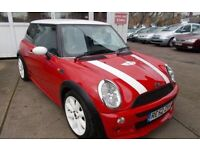 Mini hatch cooper 1.6 3dr