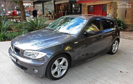 2005 BMW 120i 5dr Manual
