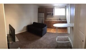 Basement Suite (single occupant only)