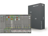 Ableton Live 9 Suite For Windows and Mac OSX // CUBASE // REASON // LOGIC
