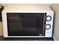 Proline White KN19W Microwave
