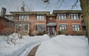 Townhouse in the Glebe FOR RENT