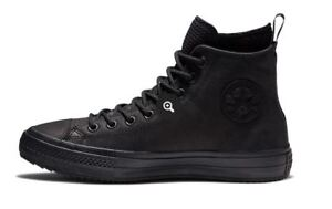 Chuck Taylor All Star II Water Proof Leather Boot Size 10 Mens