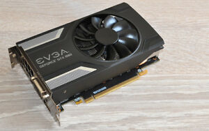 EVGA GeForce GTX 1060 (3GB) (03G-P4-6162-KR) Mint